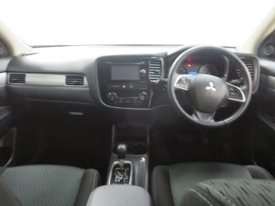 2015 Mitsubishi Outlander ES Wagon