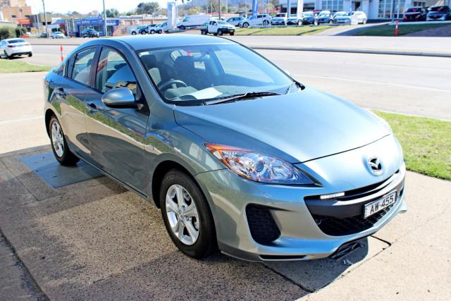 2012 Mazda Mazda3 BL10F2 Neo Sedan Image 4