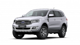 2020 MY20.75 Ford Everest UA II Trend 4WD Suv image 9