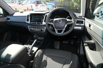 2019 SsangYong Musso Q200 Ultimate Utility