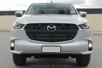 2021 Mazda BT-50 TF XT 4x4 Dual Cab Pickup Cab chassis Image 4