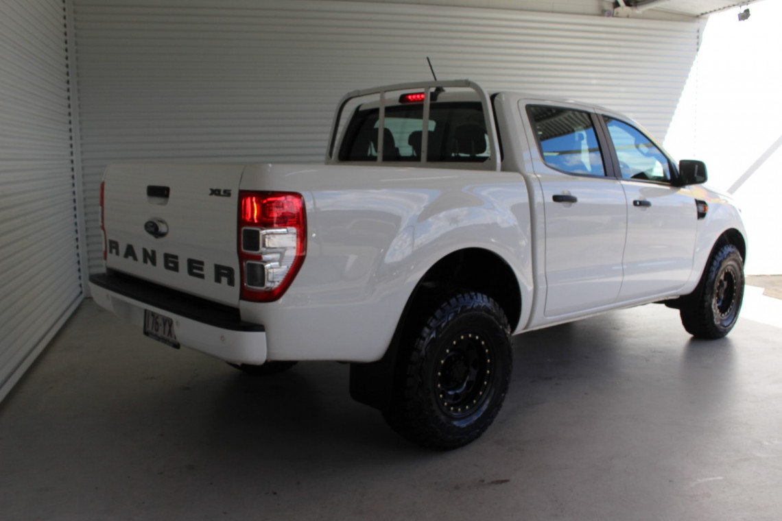 2019 Ford Ranger PX MkIII 4x4 XLS Double Cab Pick-up Dual cab