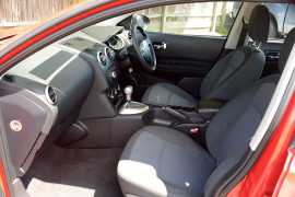 2011 Nissan DUALIS J10 SERIES II MY2010 ST Hatchback image 13