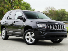 Jeep Compass Sport CVT Auto Stick MK MY13