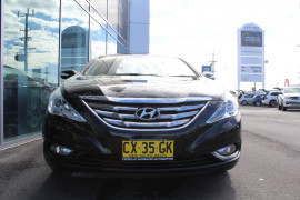 2011 Hyundai I45 YF MY11 Elite Sedan Image 2