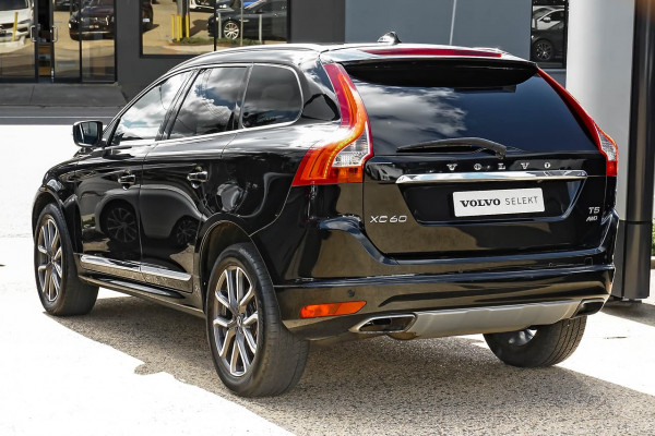2016 Volvo XC60 (No Series) MY17 T5 Luxury Suv Image 2