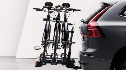 Bicycle holder for towbar, 3-4 bicycles - Fix4Bike