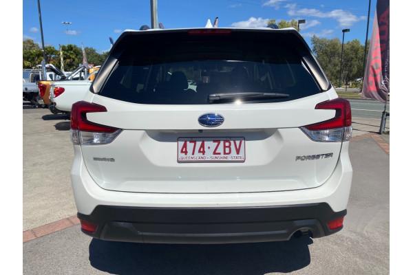 2019 Subaru Forester S5  2.5i Suv Image 4