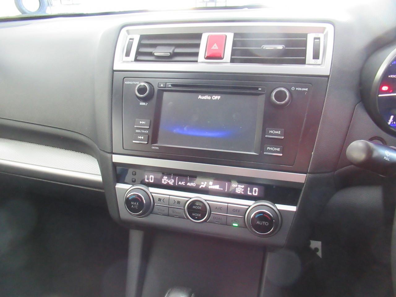2016 Subaru Liberty 6GEN 2.5i Sedan Image 15