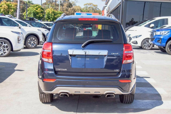 2016 Holden Captiva CG MY16 7 LTZ (AWD) Suv Image 4