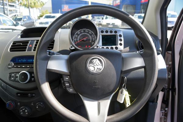 2010 MY11 Holden Barina Spark MJ MY11 CD Hatch