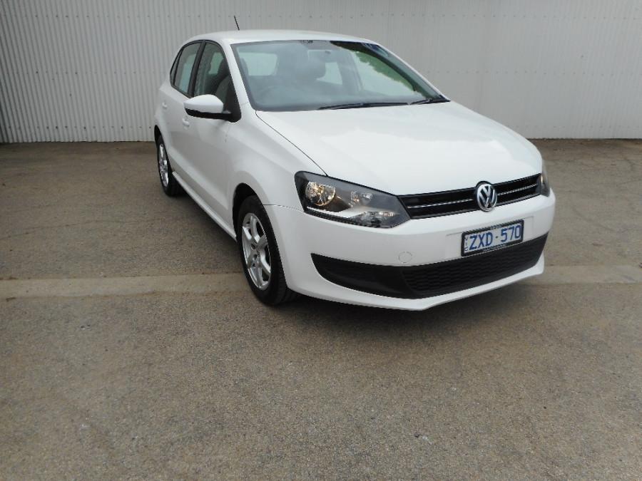 2012 MY13 Volkswagen Polo Hatchback