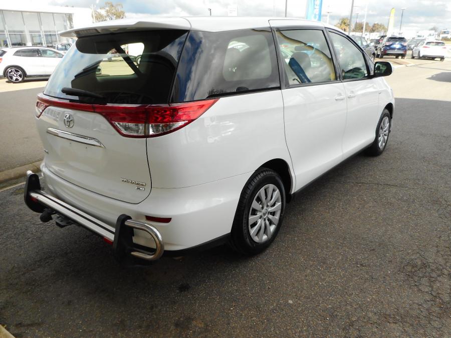 2014 MY13 Toyota Tarago ACR50R  GLi Wagon Image 8