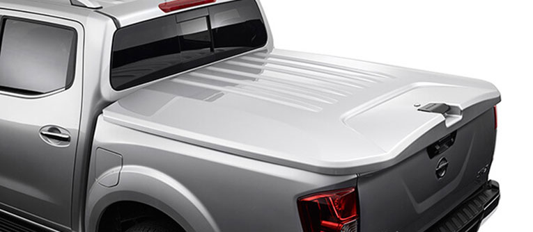 Hard Tonneau Cover (1 Piece)