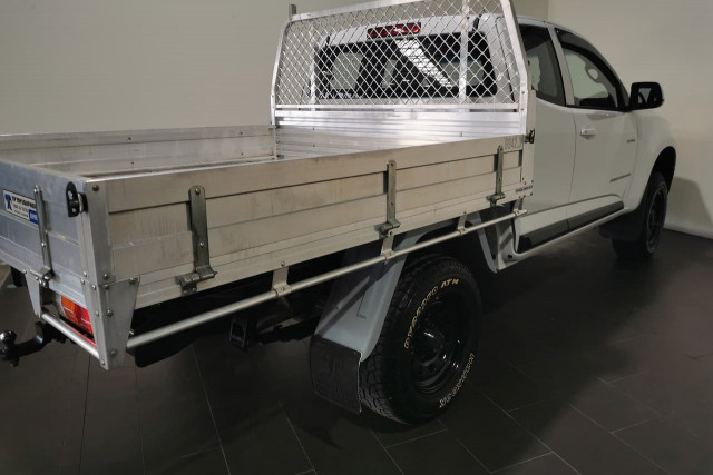 2014 Holden Colorado RG Turbo LX Cab chassis Image 3
