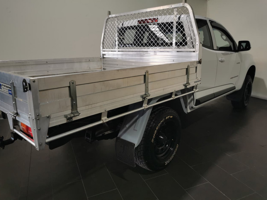 2014 Holden Colorado RG Turbo LX Cab chassis