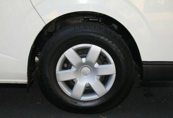 2011 Toyota HiAce KDH201R MY11 LWB Van