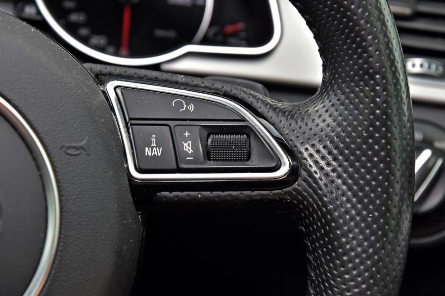 2014 Audi A5 Hatchback