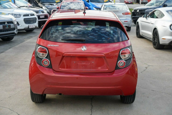 2012 Holden Barina TM Hatchback Image 4