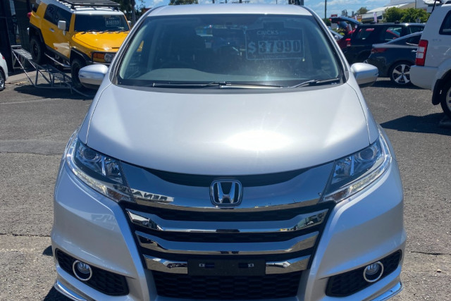 2019 Honda Odyssey 5th Gen VTi Wagon Image 2