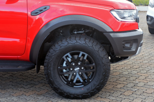 2019 Ford Ranger Raptor PX MkIII Double Cab Pick Up Dual cab Image 4