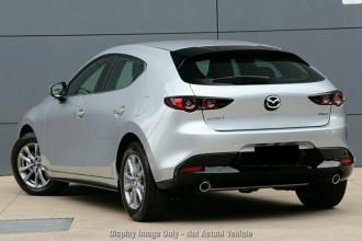 2021 Mazda 3 BP2H7A G20 SKYACTIV-Drive Pure Hatchback Image 3