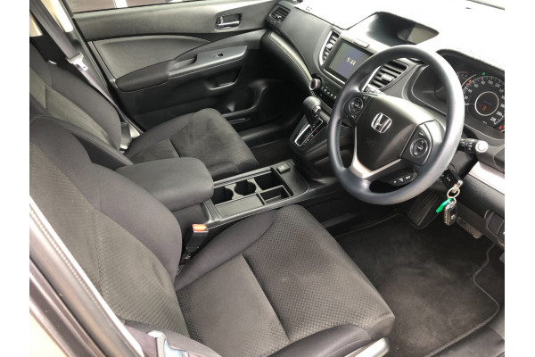 2016 Honda CR-V RM SERIES II MY17 LIMITED EDITION Suv Image 4