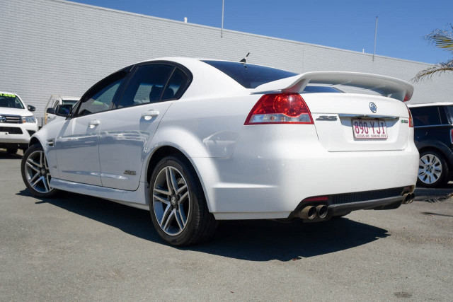 2011 Holden Commodore VE Series II MY12 SS Sedan Image 4