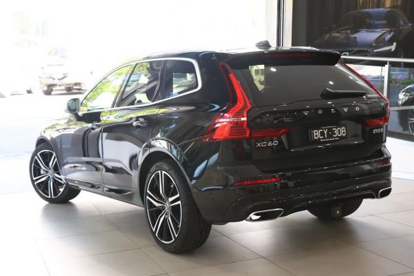 2019 Volvo XC60 UZ D5 R-Design Suv Image 3