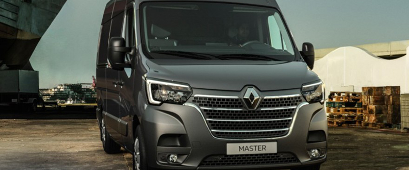 Master Van Powerful yet efficient