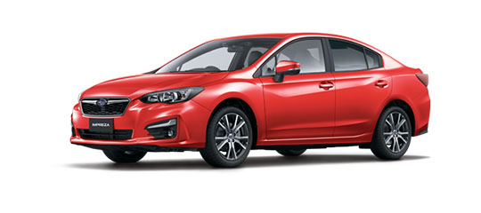 Subaru Impreza 2.0i-L Sedan