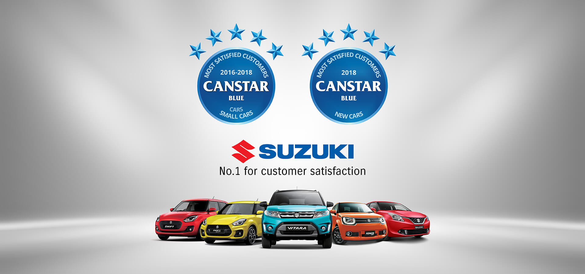 Canstar Blue awards Suzuki the best for overall satisfaction – New Cars 2018