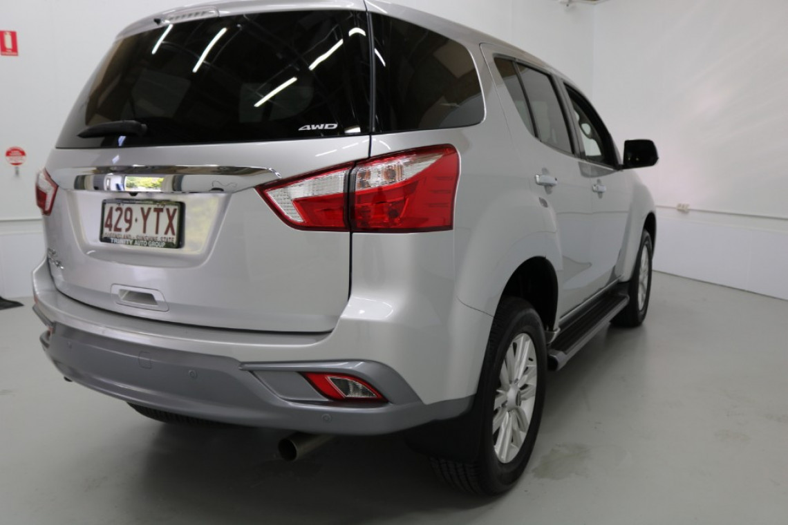 2019 MY18 Isuzu UTE MU-X 4x4 LS-U Wagon