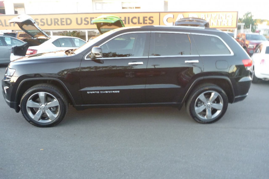 2013 MY14 Chrysler Grand Cherokee WK Limited Wagon