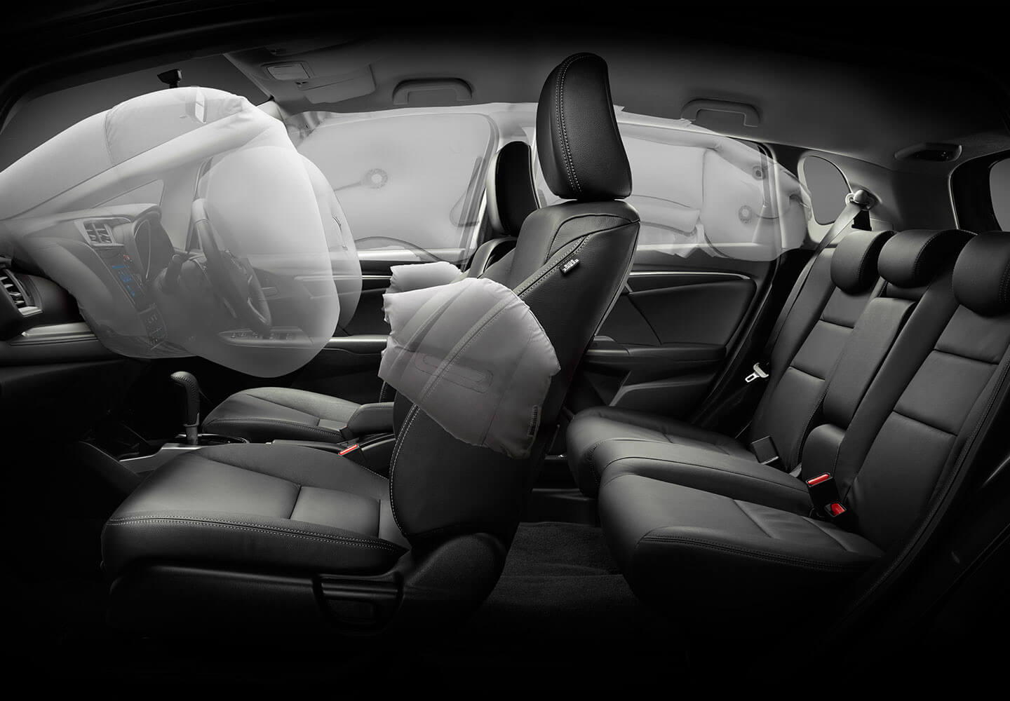 Jazz SRS Airbags
