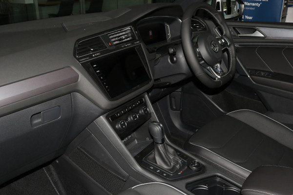 2020 Volkswagen Tiguan 5N 162TSI Highline Allspace Suv Image 5