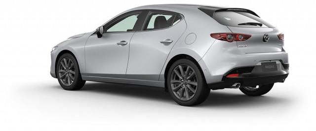 2020 Mazda 3 BP G20 Evolve Hatch Hatchback Mobile Image 18