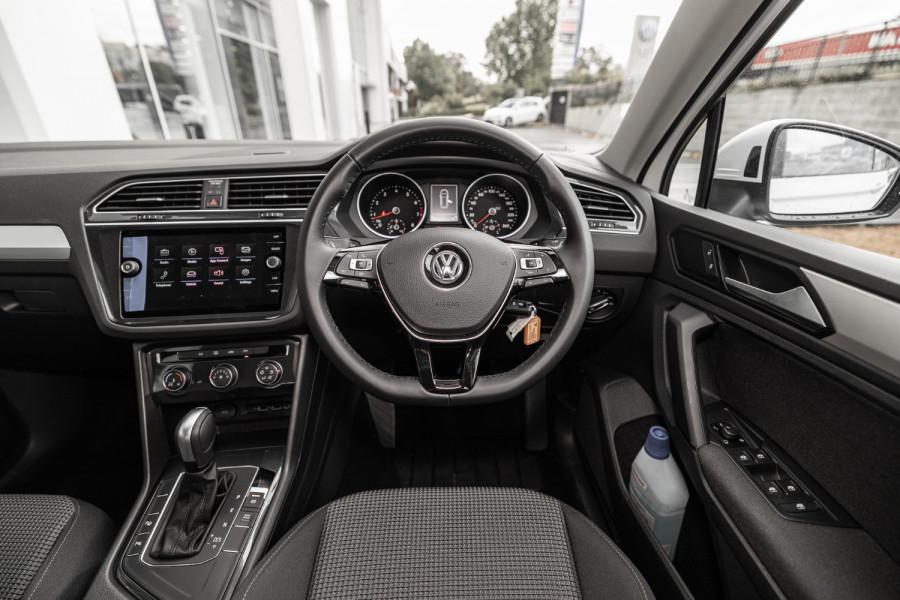 2020 Volkswagen Tiguan 5N 110TSI Trendline Suv Image 8