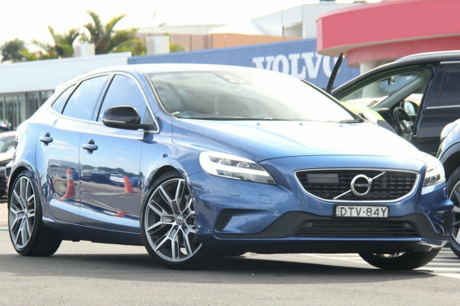 2017 Volvo V40 T5 R Design For Sale Peter Warren Volvo