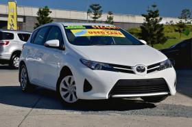 Toyota Corolla Hatchback ZR