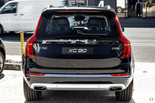 2021 Volvo XC90 L Series D5 Inscription Suv Image 4
