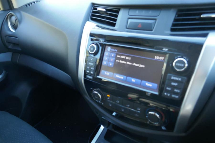 2017 Nissan Navara D23 ST 4X2 Dual Cab Pickup Utility