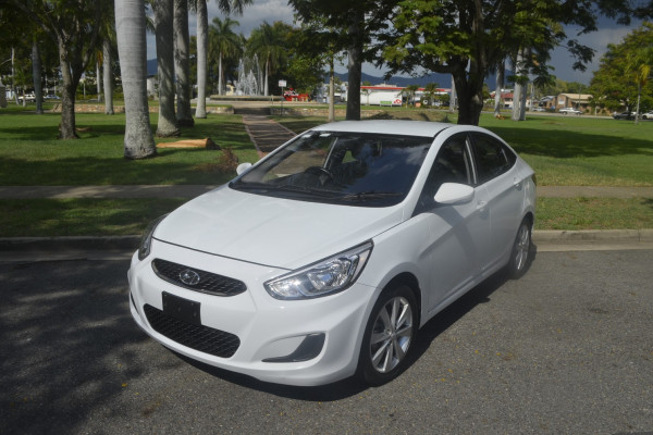Hyundai Accent Sport RB
