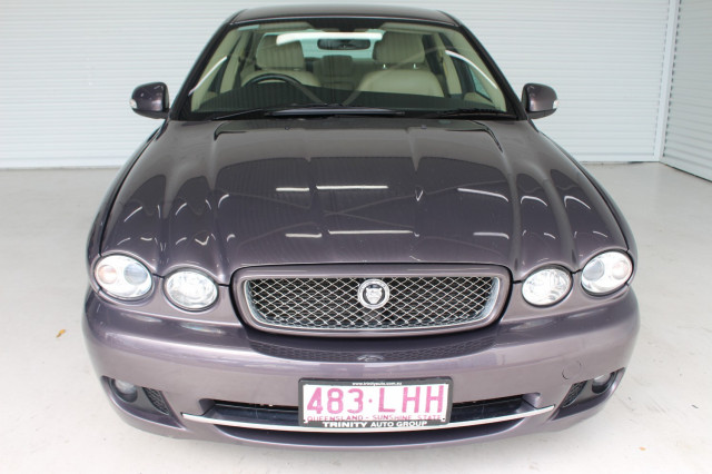 2008 MY09 Jaguar X-type X400 MY09 LE Sedan