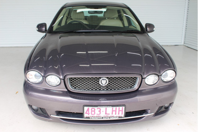 2008 MY09 Jaguar X-type X400 MY09 LE Sedan Image 3