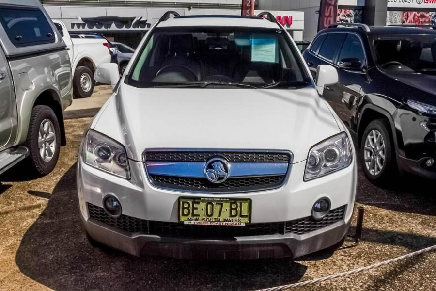 2009 Holden Captiva CG MY10 CX Suv