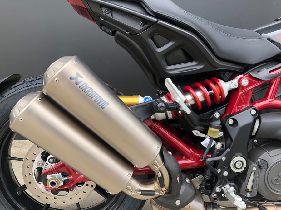 2020 Indian FTR1200 S Race Replica Motorcycle Image 9
