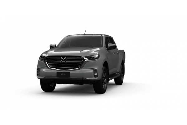 2020 MY21 Mazda BT-50 TF XTR 4x4 Pickup Utility - dual cab Image 3
