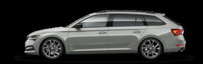 New Skoda Superb Wagon