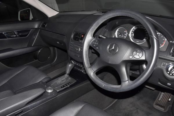 2008 Mercedes-Benz C-class W204 C200 Kompr Classic Sedan